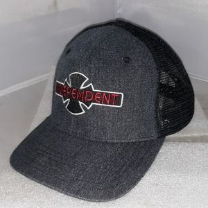 Independent Truckers Snapback Hat Cap